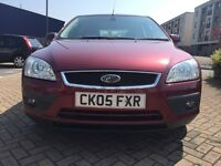Ford focus Ghia 1.6 excellent drive HPI clear long mot