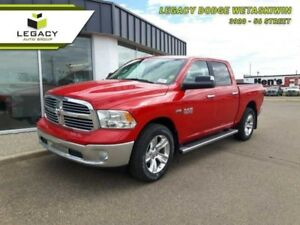 2017 Ram 1500 SLT  - Bluetooth -  SiriusXM - Low Mileage