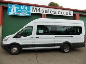 Ford Transit 460 17 Seat 125ps Tacho