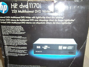 HP DVD 1170i - 22X Multiformat DVD Writer - NEW Campbell River Comox Valley Area image 3