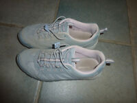 Slip-on sneakers (great indoor shoes), women's 5.5