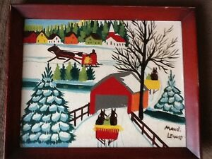 Wanted-Maud Lewis Paintings