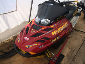 Just Rebuilt Awesome Sled. Moving Must sell :(