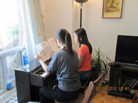 piano lessons - highly professional, reasonable rate