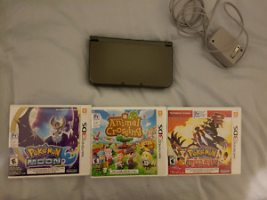 New Nintendo 3DS - Pokemon, Animal Crossing, and more