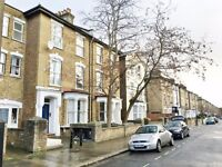 3 bed apartment situated in a well maintained Victorian building, Wilberforce Rd, Finsbury Park, N4.