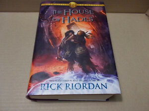 House of Hades- Rick Riordan -Hard Cover