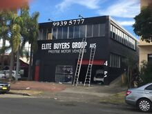 CAR DEALER PREMISES AVAILABLE BROOKVALE. Warriewood Pittwater Area Preview