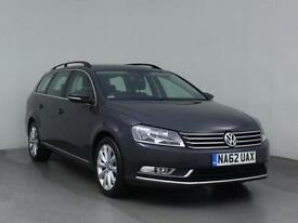 2012 VOLKSWAGEN PASSAT 2.0 TDI Bluemotion Tech Highline 5dr