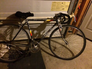 Used Peugeot Road Racing bike