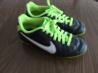 Nike Soccer Shoes - Kid Size 13