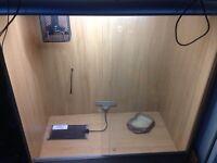 Reptile vivarium and lights heat Matt ect