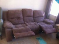 Quality Harvey's recliner sofa set 2/3 seater lazy boys recliner sofa set cheap sofa set going cheap