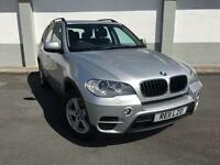 2011 BMW X5 3.0TD Auto xDrive30d SE 7 seater 4x4 with dynamic pack