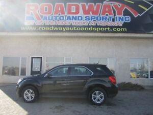 2013 Chevrolet Equinox LS AWD PST PAID