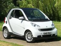 2010/10 SMART FORTWO PASSION 0.8 CDI DIESEL AUTO, A/C, SAT NAV, BLUETOOTH, 38k