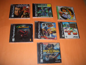 (32) PLAYSTATION 1 GAMES FOR SALE WWE SMACKDOWN,WCW MAYHEM London Ontario image 3