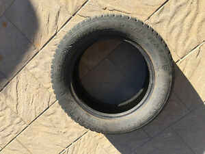 FOUR ALTIMAX WINTER TIRES IN GOOD CONDITION (NORTH LONDON) London Ontario image 1
