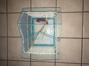 2 Bird cages$75.00