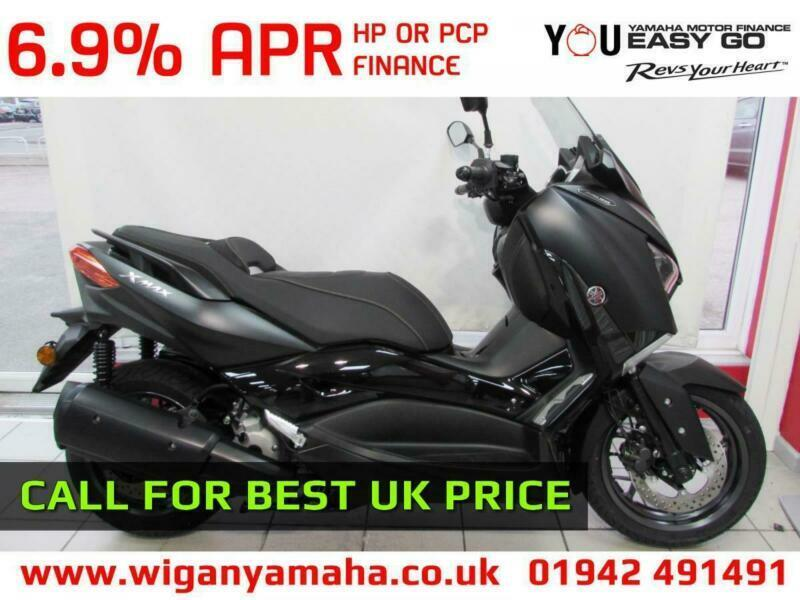 YAMAHA X-MAX 300 IRON MAX ABS, 2019 SPECIAL EDITION MODEL 300cc MAXI  SCOOTER    | in Wigan, Manchester | Gumtree