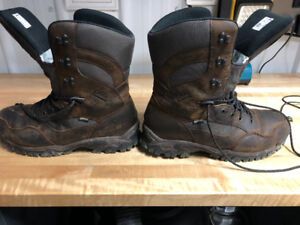 Meindl hunting boots size 11 EE width