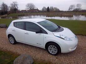 2014 / 14 Nissan Leaf E ( 80kw ) Auto 2013MY Visia Flex