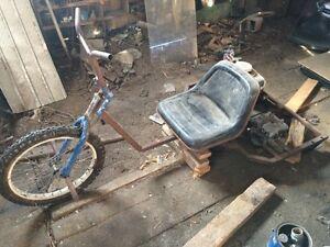 Trike Go Kart Project