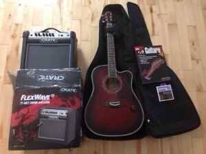 Guitare et ampli
