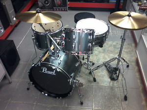 Pearl Road Show Drum Kit 4 Morceaux - neuf