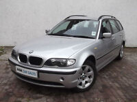 BMW 320d SE TOURING, DECEMBER 2017 MOT, LEATHER SEATS, XENON HEADLAMPS,