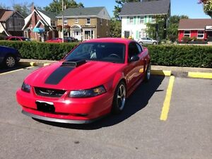 2003 Ford Mustang Mach1 Coupe (2 door)