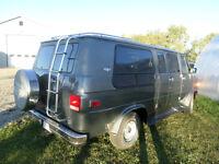 1990 Chevrolet Sportvan Minivan, Van