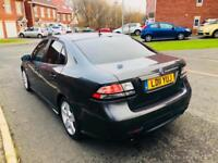 2011 SAAB 9-3 1.9 TTID TURBO EDITION 160BHP GREY TWIN TURBO DIESEL NEW SHAPE