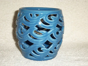 Partylite waves brand new candle holder