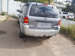 Ford Escape for Parts