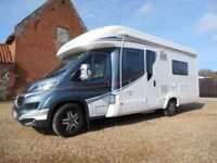 REDUCED PRICE AUTO TRAIL FRONTIER DAKOTA MOTORHOME FOR SALE 4 BERTH ONE OWNER