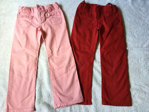 Like New Old Navy Size 4 Pants $5 each