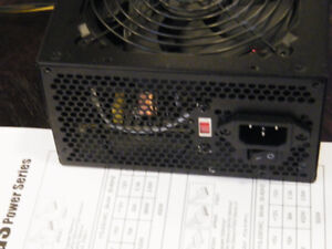 450 watt Power Supply  new