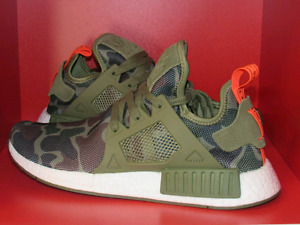 NMD XR1 'Olive Cargo' Size 10.5