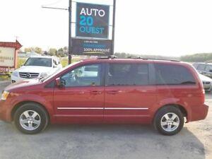 Dodge Grand Caravan 4dr Wgn SXT 4.0 LITRE 2009
