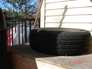 195/65/R15 Continental ContiProContact used tire for sale Windsor Region Ontario image 1