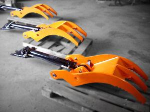 Excavator, Wheel Loader, Skid Steer Attachment Sales & Rentals Regina Regina Area image 9