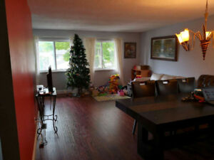 Furnished 3 bedroom house near Coquitlam center for rent