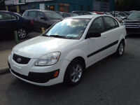 2007 Kia Rio 1.6 l. GROUPE ELECT, MAGS, CD, AUX, PRIX 2,395$ City of Montréal Greater Montréal Preview