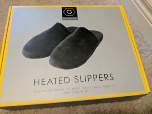Gadget Co Heated Slippers