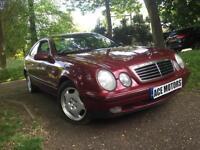 Mercedes CLK230 Kompressor Elegance,price Incl Warrenty HEATED LEATHER,B/TOOTH