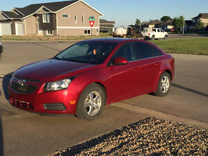 2011 Chevrolet Cruze LT Turbo Sedan