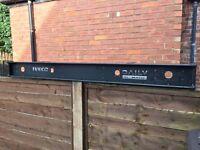 Iveco daily 3.5 tonne rear apron bumper