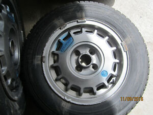 mags tire hiver vw toyota honda 4x100