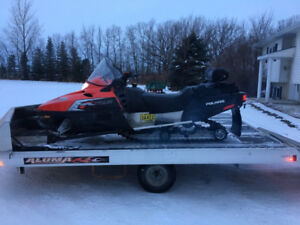 2010 Polaris Trail Tour